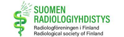 Suomen radiologiyhdistys logo